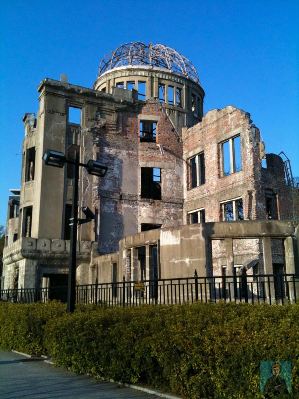 広島原爆ドーム-042