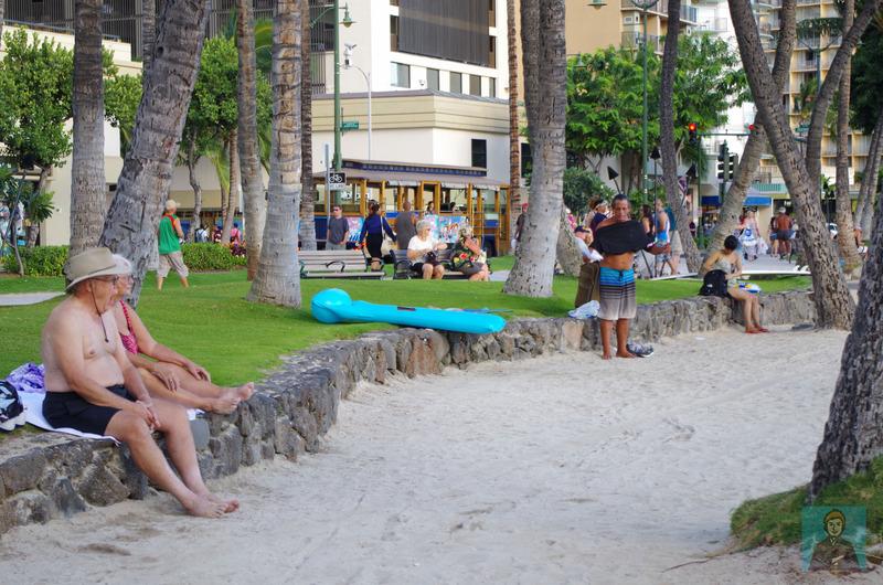 ハワイビーチ-4370
