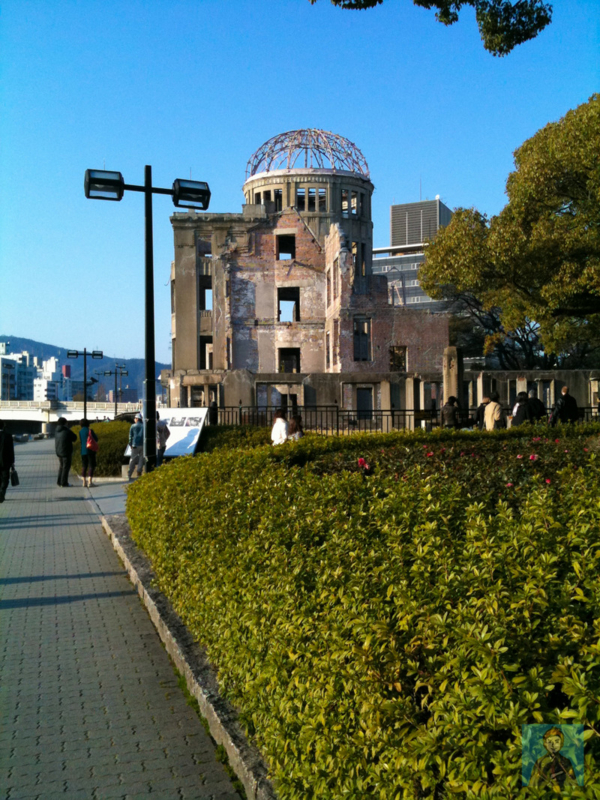広島原爆ドーム-056