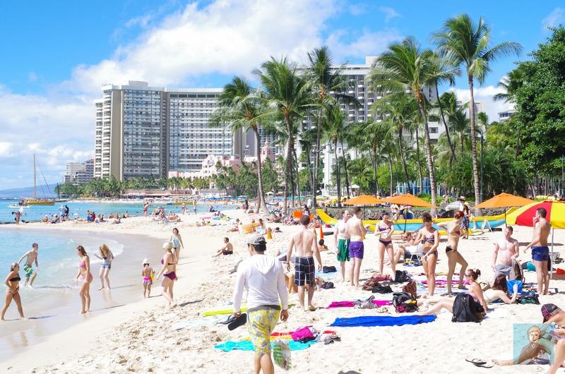 ハワイビーチ-4573