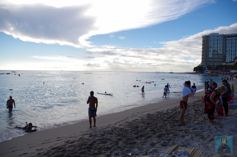 ハワイビーチ-4363
