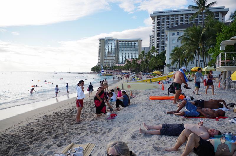 ハワイビーチ-4362