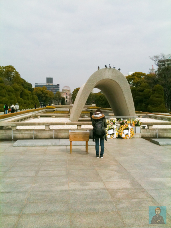 広島原爆ドーム-045