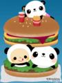 パンダ(ハンバーガー)
