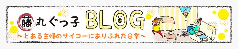 藤丸ぐっ子ブログ