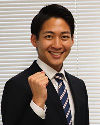2019年新人アナ・堀池亮介