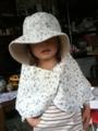 農家のおばちゃん帽子