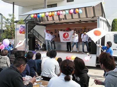 日東ベスト総合文化祭の一こま
