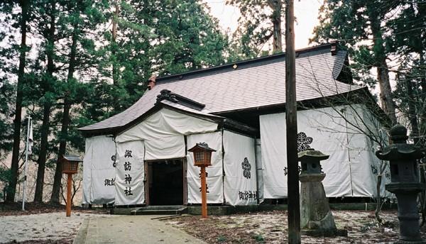 小松諏訪神社その2