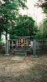 桑折町伊達朝宗公墓所(CONTAX Tix・絞り優先・F8・nexia 400)