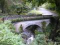 岩野の眼鏡橋(幾代橋)