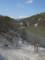 大井沢入口から見る月山沢の図