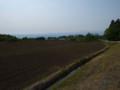 県道337号線からの光景