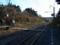 立派な線路と女鹿高架橋