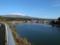 吹浦の浦から鳥海山を見るの図