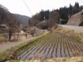 県道18号線の春