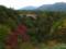紅葉はしりの鳴子峡