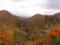 地蔵倉から見る紅葉の様子