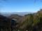 若松寺裏から山形盆地を見るの図
