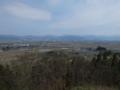 河北町・眺望の丘から東を見たところ
