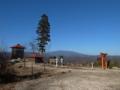 山頂の愛宕神社