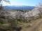 殿入公園のてっぺんから見る長井葉山