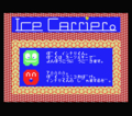 ICE CARRIER
