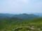 山頂から尾花沢方面を見るの図