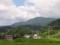 塩田付近から見る白鷹山の図