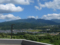 コストコかみのやま倉庫店から見る瀧山の図