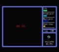 ハイドライド3・ゲームオーバー表示ずれてます