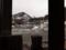 昼酒の光景・銅山川を肴に呑んでるところ