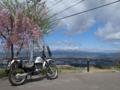 大森山山頂の光景