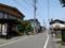 湯田川表通り