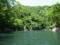 穏やかな百秋湖