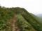 杢蔵山頂目前です