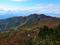鳥兜山から瀧山を見たところ