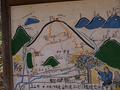 経塚山案内図・けっこう役に立ちました