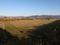 蔵増の三角点からの眺め・御所山見えます