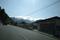 奥羽山脈は雲の中