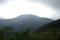 あの台形のが糸岳です
