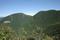 山頂前から南面白山方面を見た図