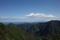 仙台平野と太平洋まで見えました