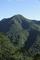 林道から見る仙台神室の図