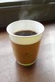 出張営業Tsuki Cafeさんのコーヒー