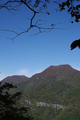 三方倉山から見る大東岳