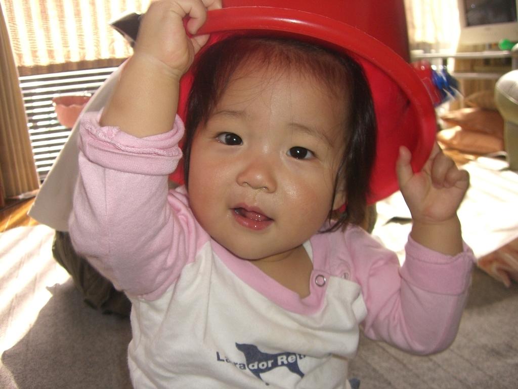 次女 1歳 赤ちゃん