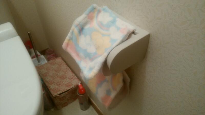 トイレットペーパー トイレ