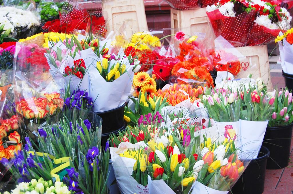 花 花屋 花束