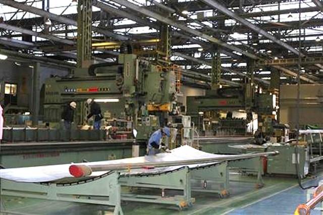 三菱重工 工場